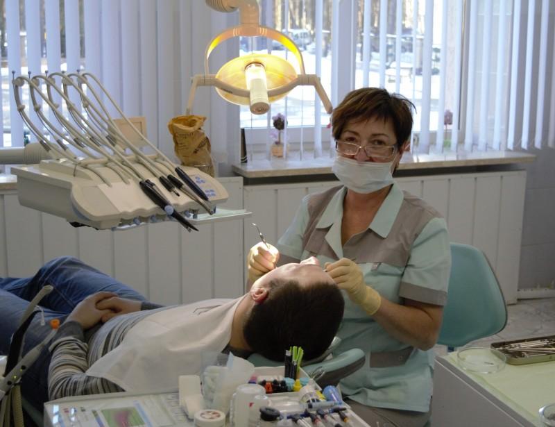 Стоматология терапевтическая